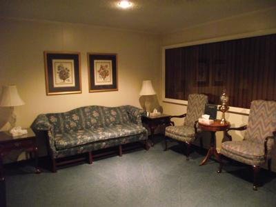 Visitation Room/Parlor B