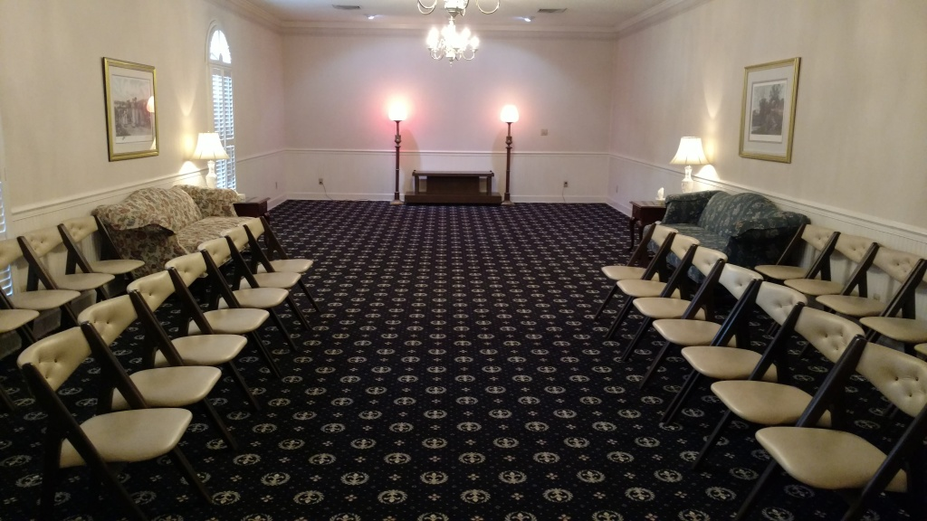 Visitation RoomParlor A