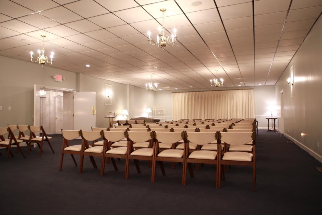 Chapel 2 Back View