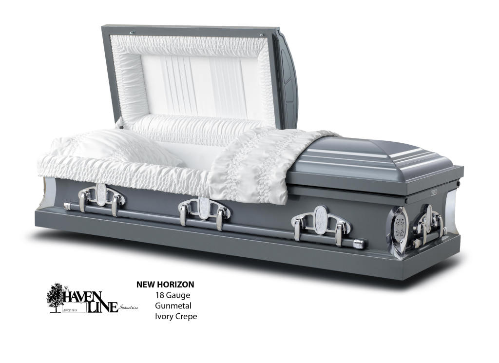 The New Horizon Pewter 18 Ga. Steel