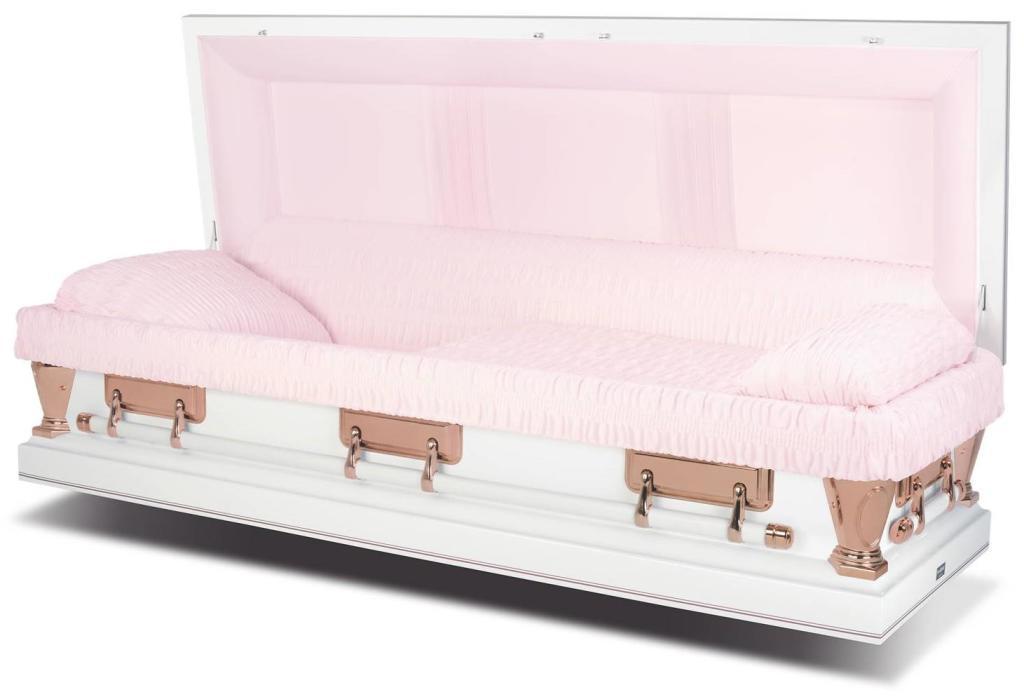 Virgo White  Pink