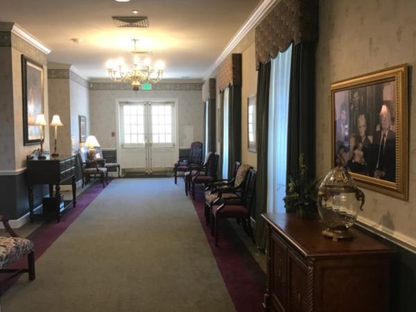 Foyer/Visitation