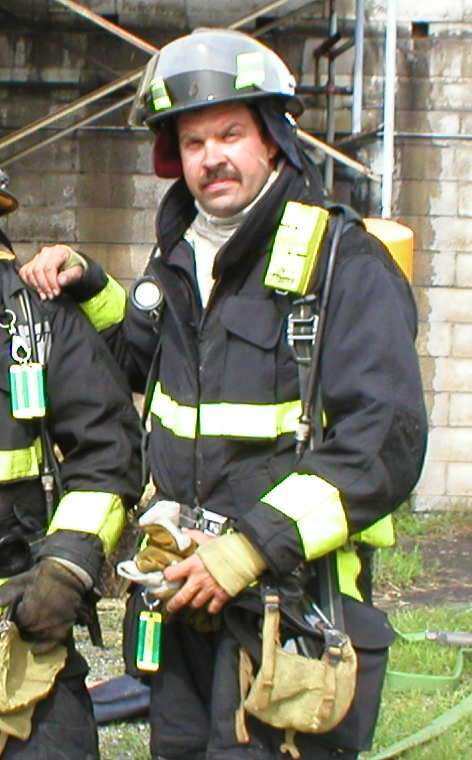 Peter Savage-Vestal Fire Center