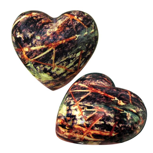 Camo Heart Keepsake 30-A-607H