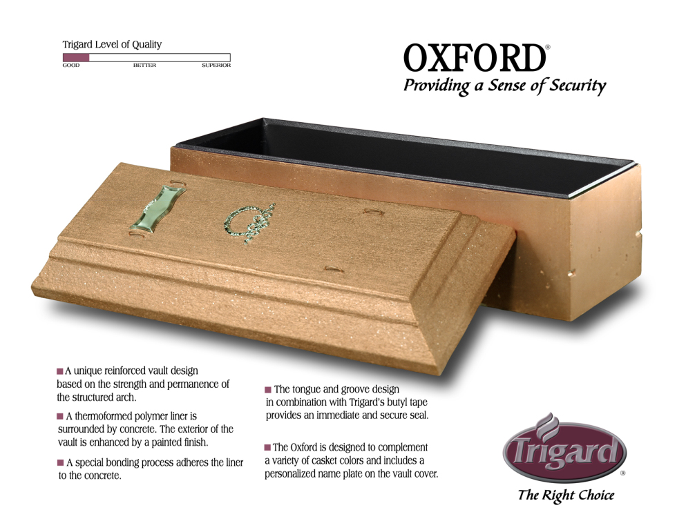 Oxford Vault 1,195