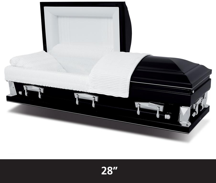 """Hercules Black 28""""  $2,495"""
