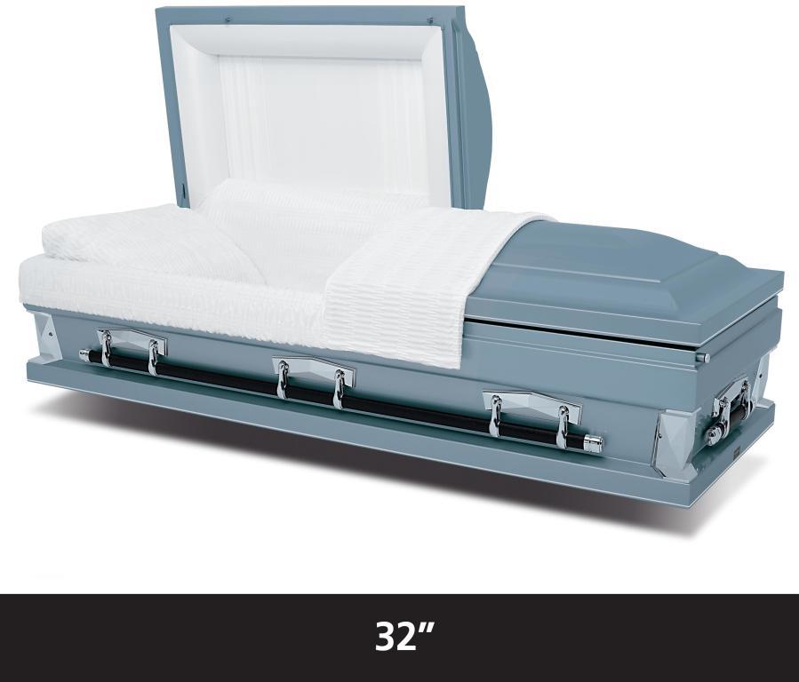 """Hercules Blue 32"""" $2,995"""