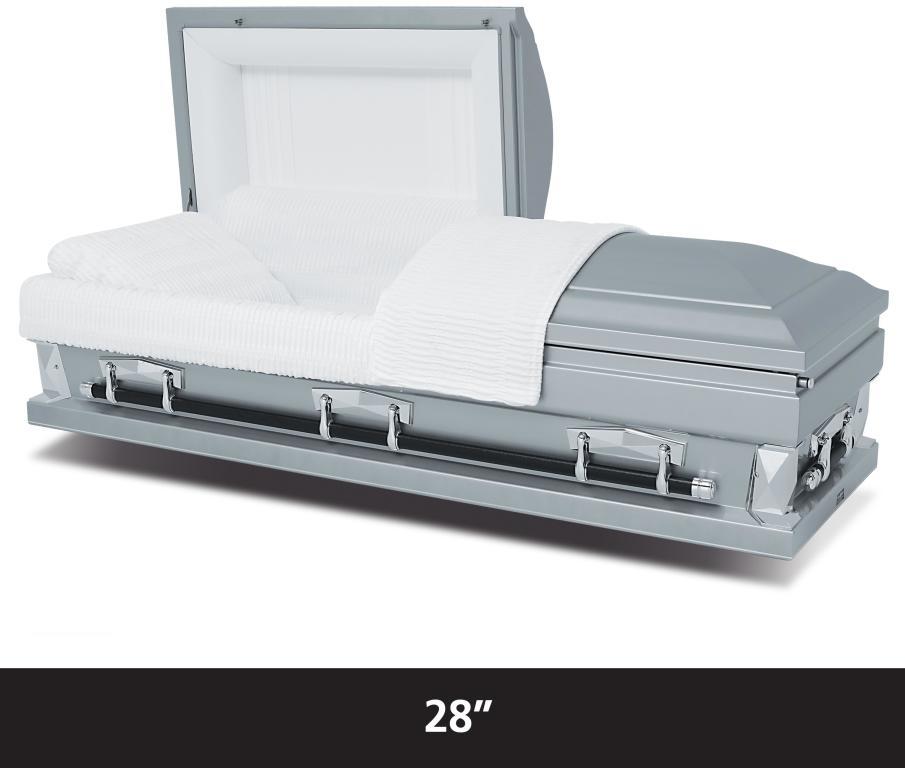 """Hercules Silver 28""""  $2,195"""