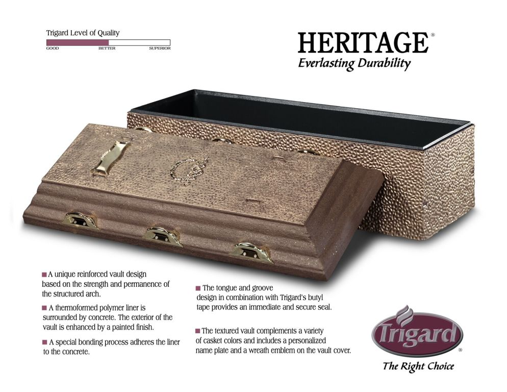 Trigard Heritage $1,495