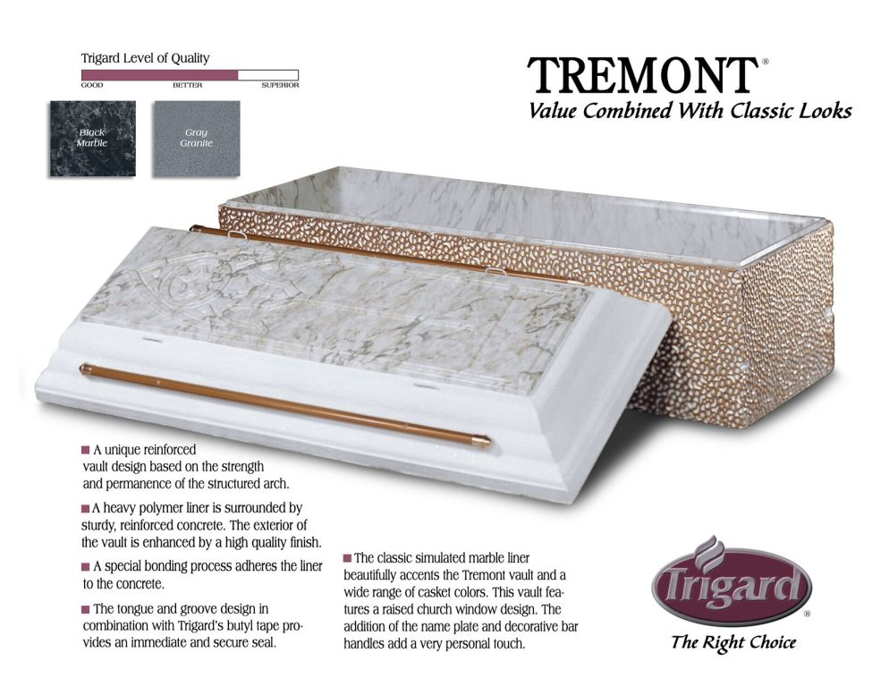 The Tremont $1,495