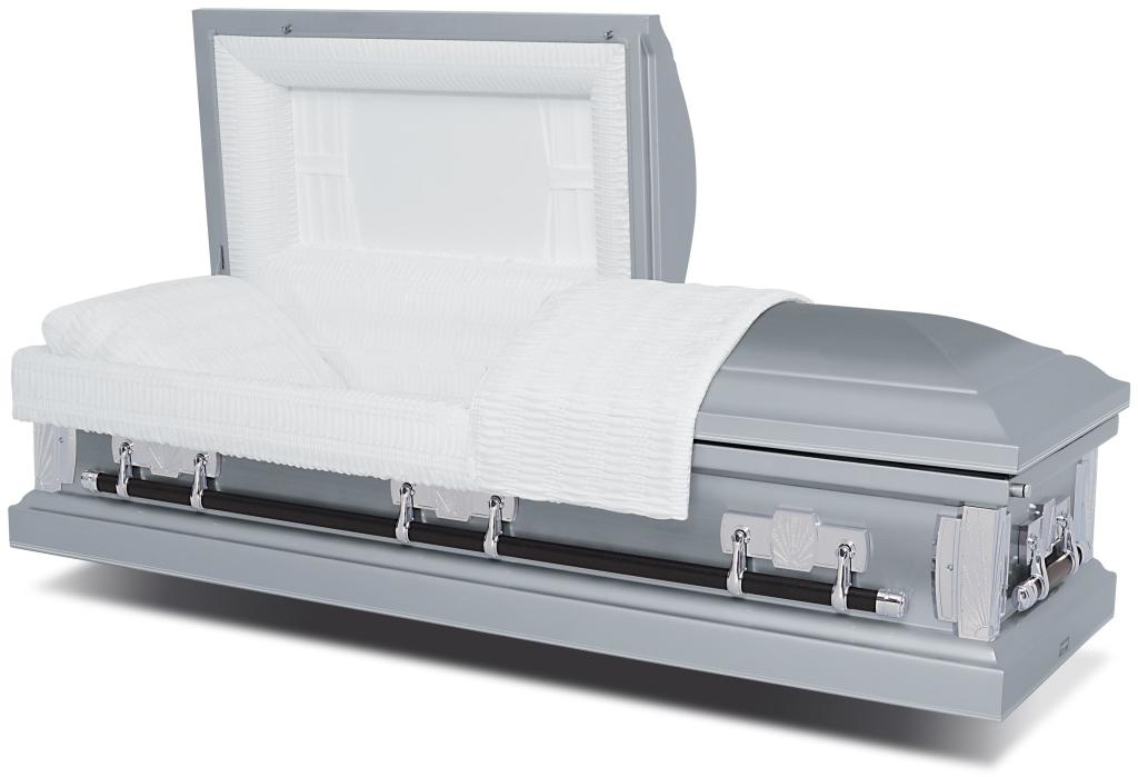 Argo Brushed Silver