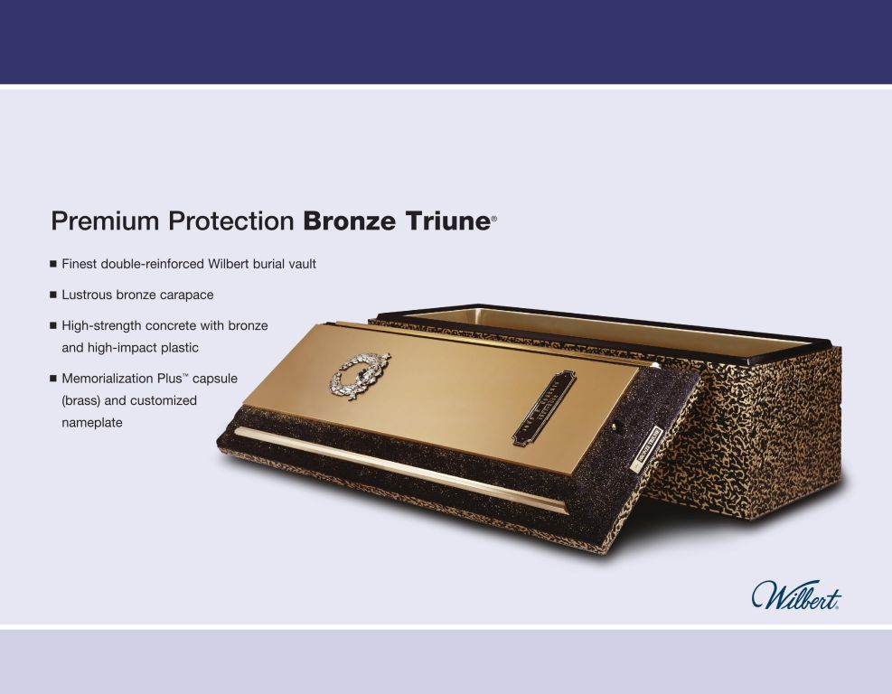 Bronze Triune $3,795