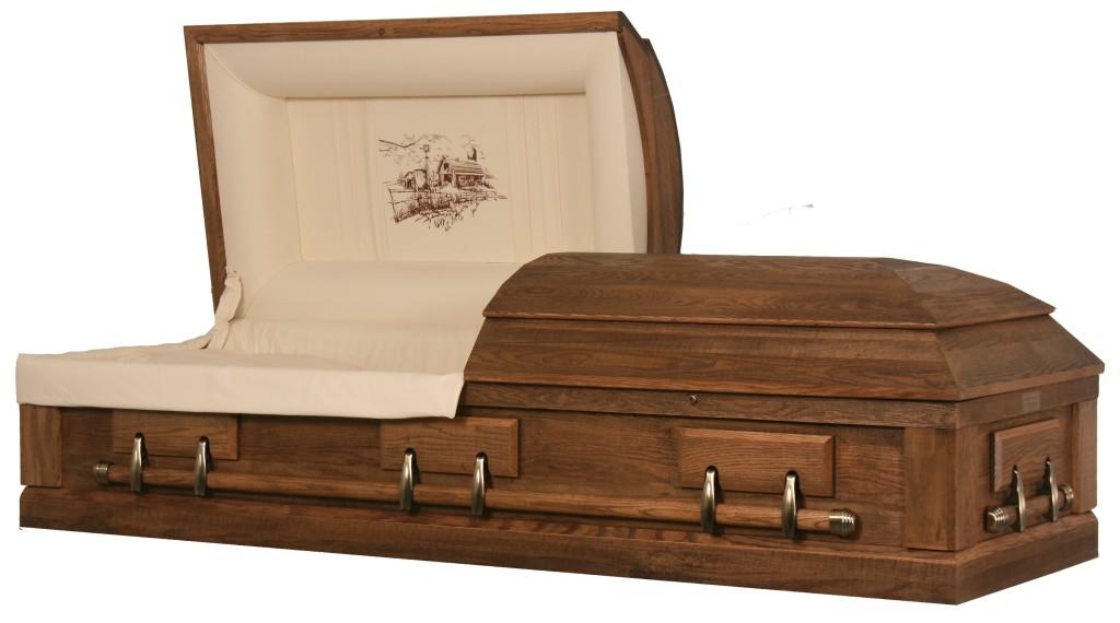 Barnwood Solid Oak $2,695