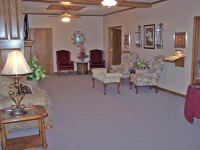 Our Visitation Area
