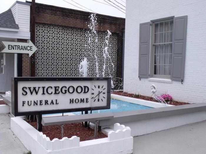 Swicegood Funeral Home Danville Va