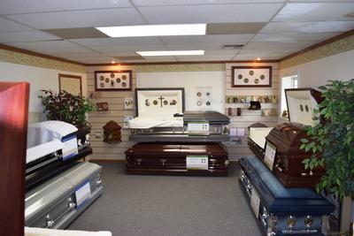 Casket Room