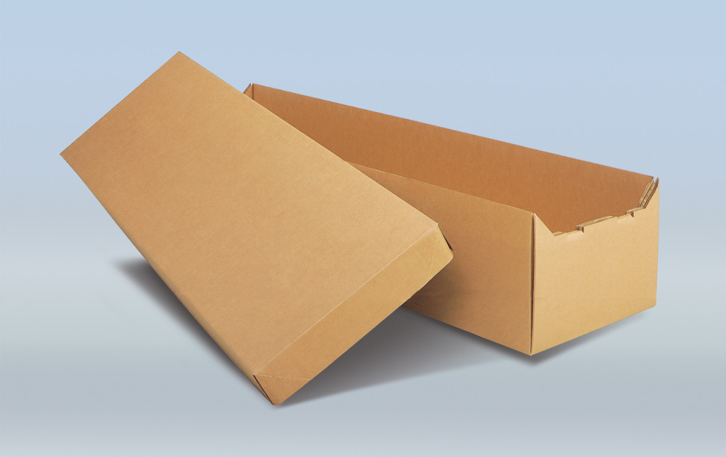 Minimum Cardboard Container