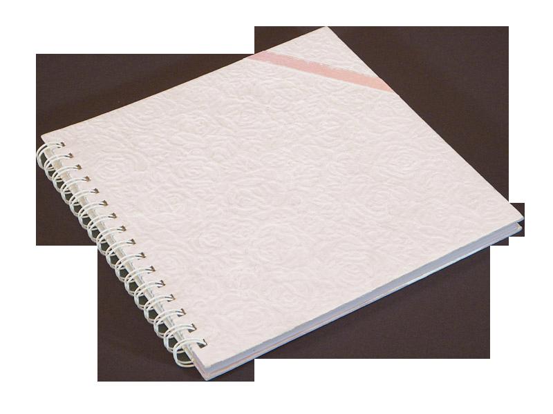 Pink Memorial Book