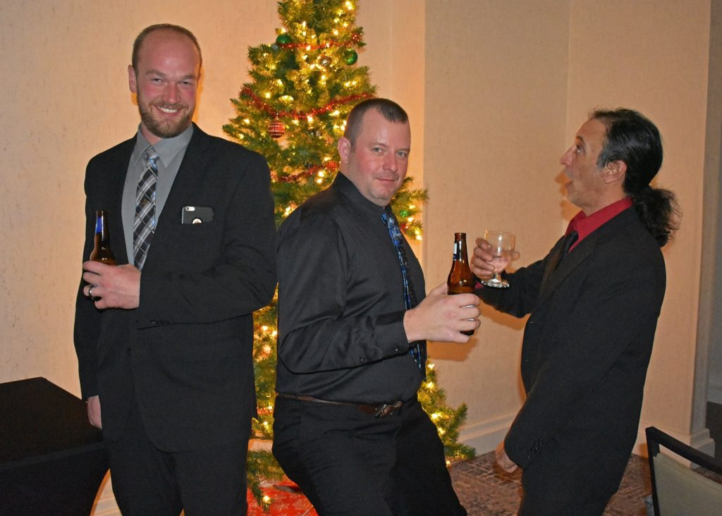 Christmas Party 2018 - Delta Hotels at Utica Center