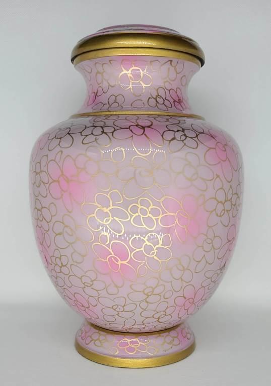 Pink Cloisonné $200
