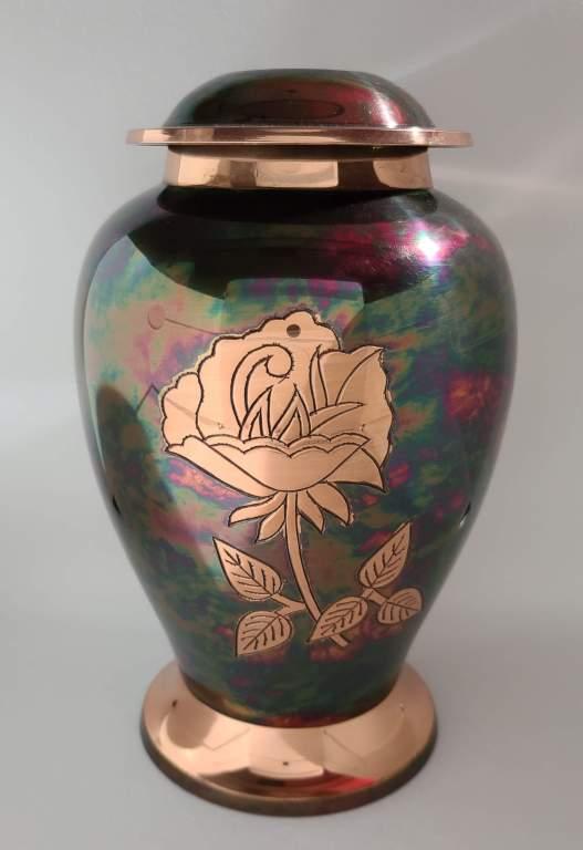 Iridescent Rose $200