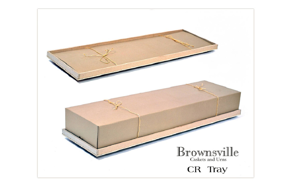 Cremation Tray