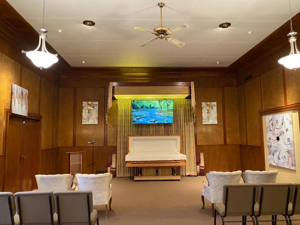 2nd Chapel Coming July 2021