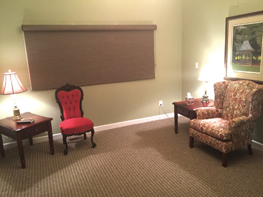 Family Viewing Room