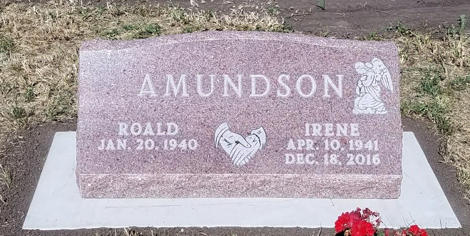 Roald & Irene Amundson