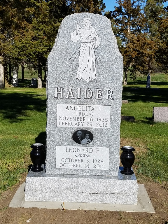Leonard & Angelita Haider