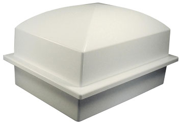 The Crowne Urn Vault - single - in white or grey.  $133.00 plus tax.  We keep these in stock.