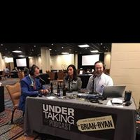 Brian and Ryan podcasting live from the Indiana Mid-Winter Conference