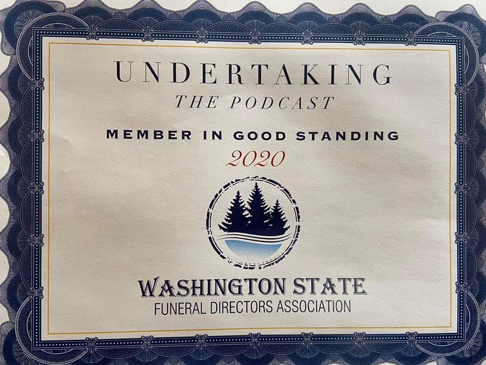 Honored to be a Member in Good Standing.