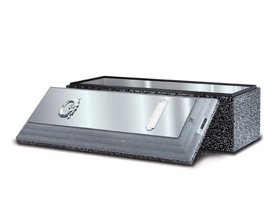 Triune Stainless Steel Vault - 2,395.00