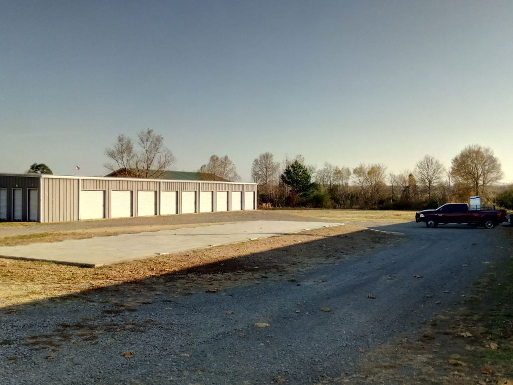 Another Photo of Additional Parking Area In The Back Of The Funeral Home
