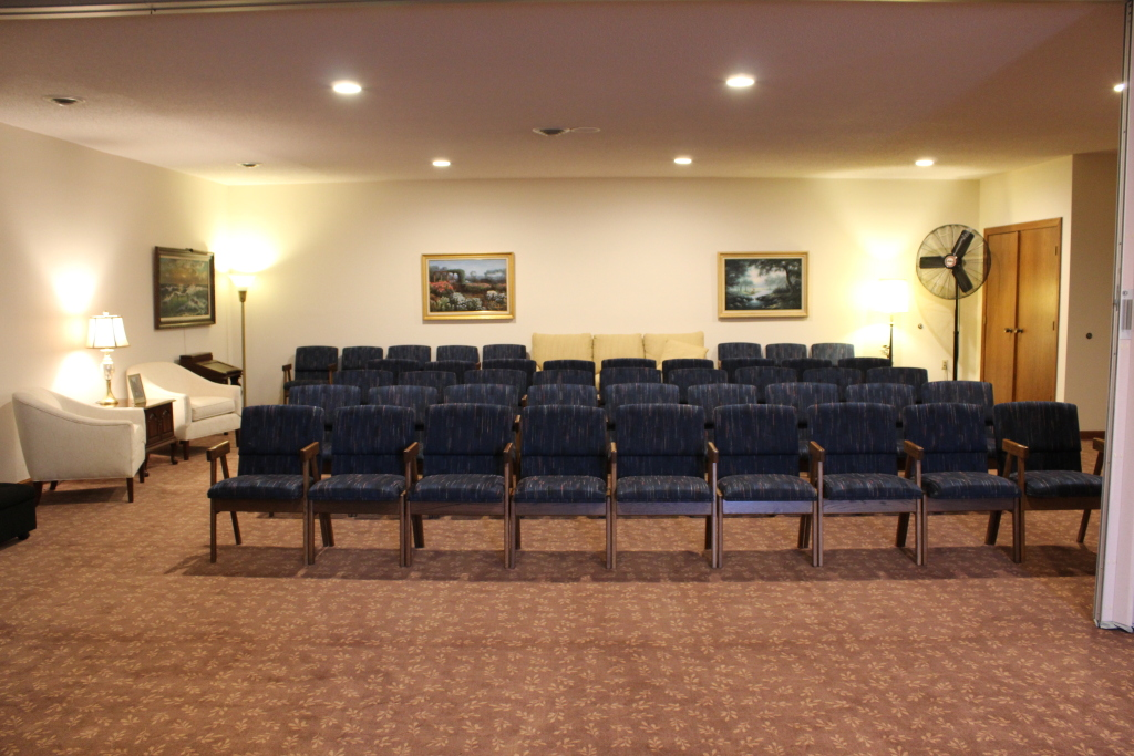 Family Seating Room