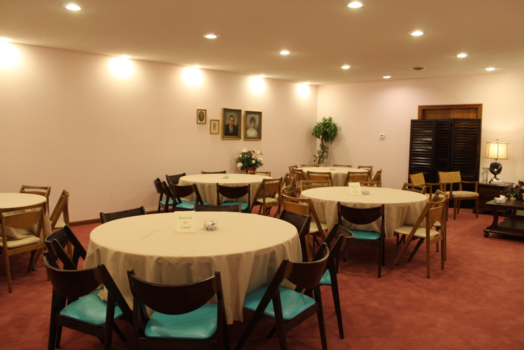 Wilson Reception Room
