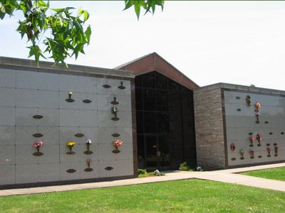 Chapel of Peace Mausoleum