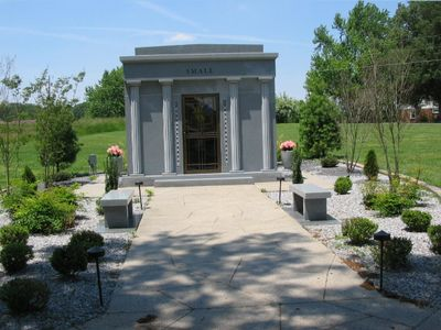 Private Family Mausoleum