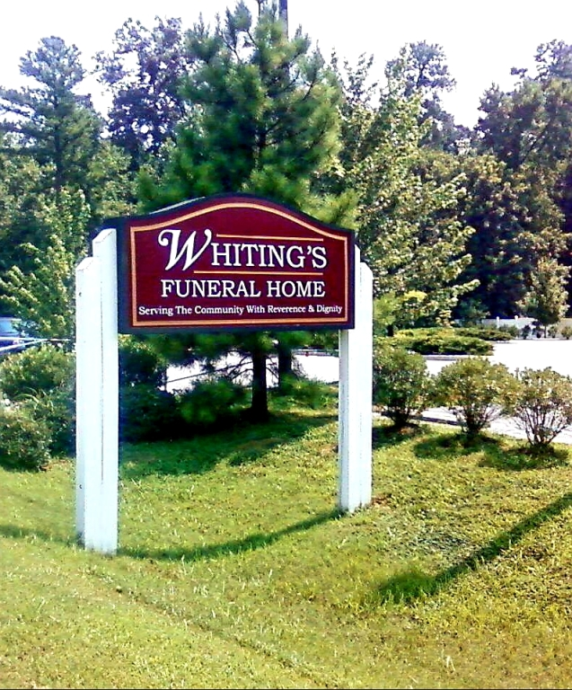 Whiting's Funeral Home