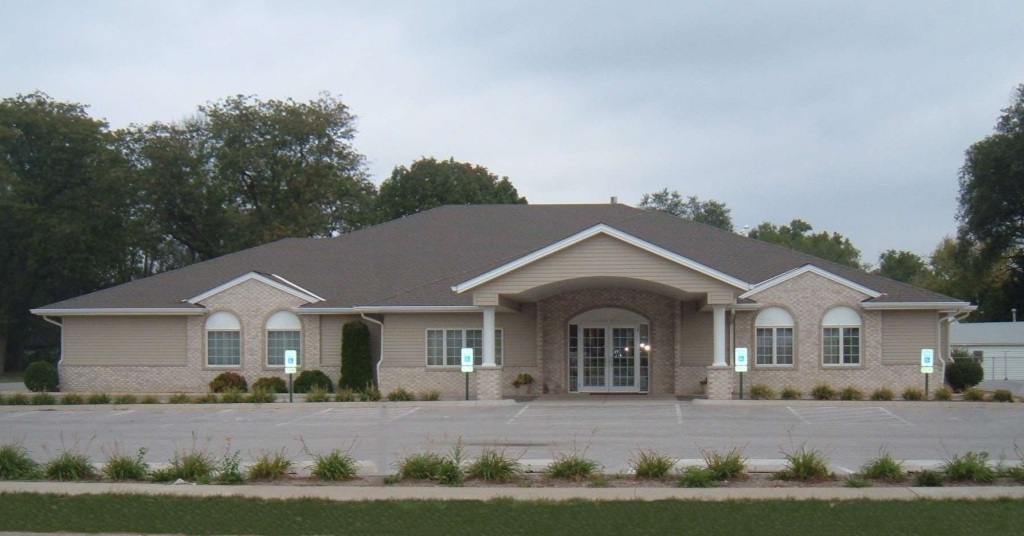 Wheelan-Pressly Funeral Home and Crematory,  Milan, IL