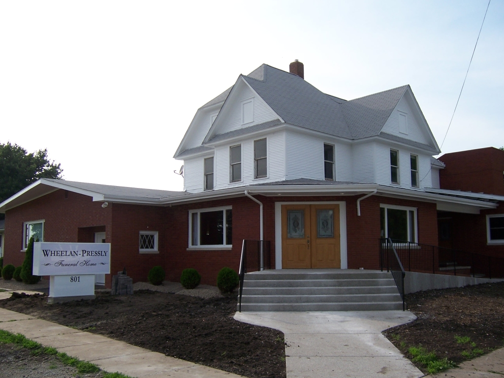 Wheelan Pressly Funeral Home and Crematory, Reynolds, IL
