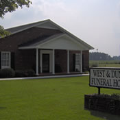 West and Dunn Funeral Home- Newton Grove- 2005