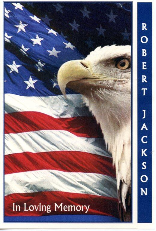 Flag Eagle