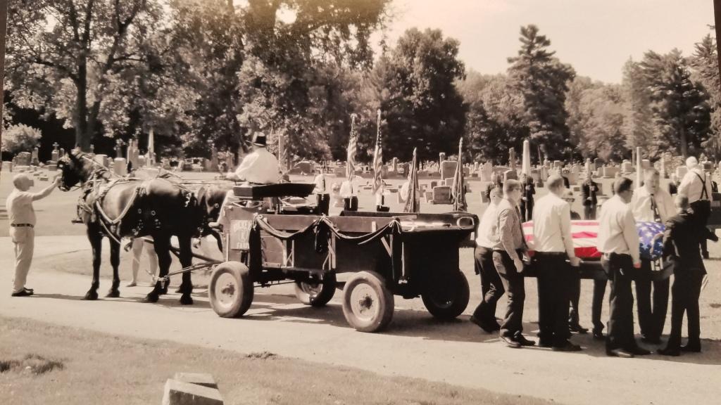 Bob Koenig Funeral