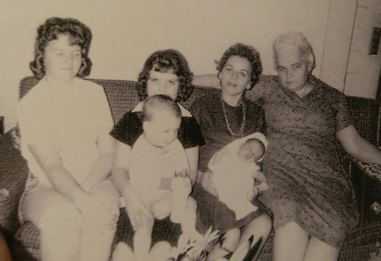 Obituary for Wilda Cumby Burnett album