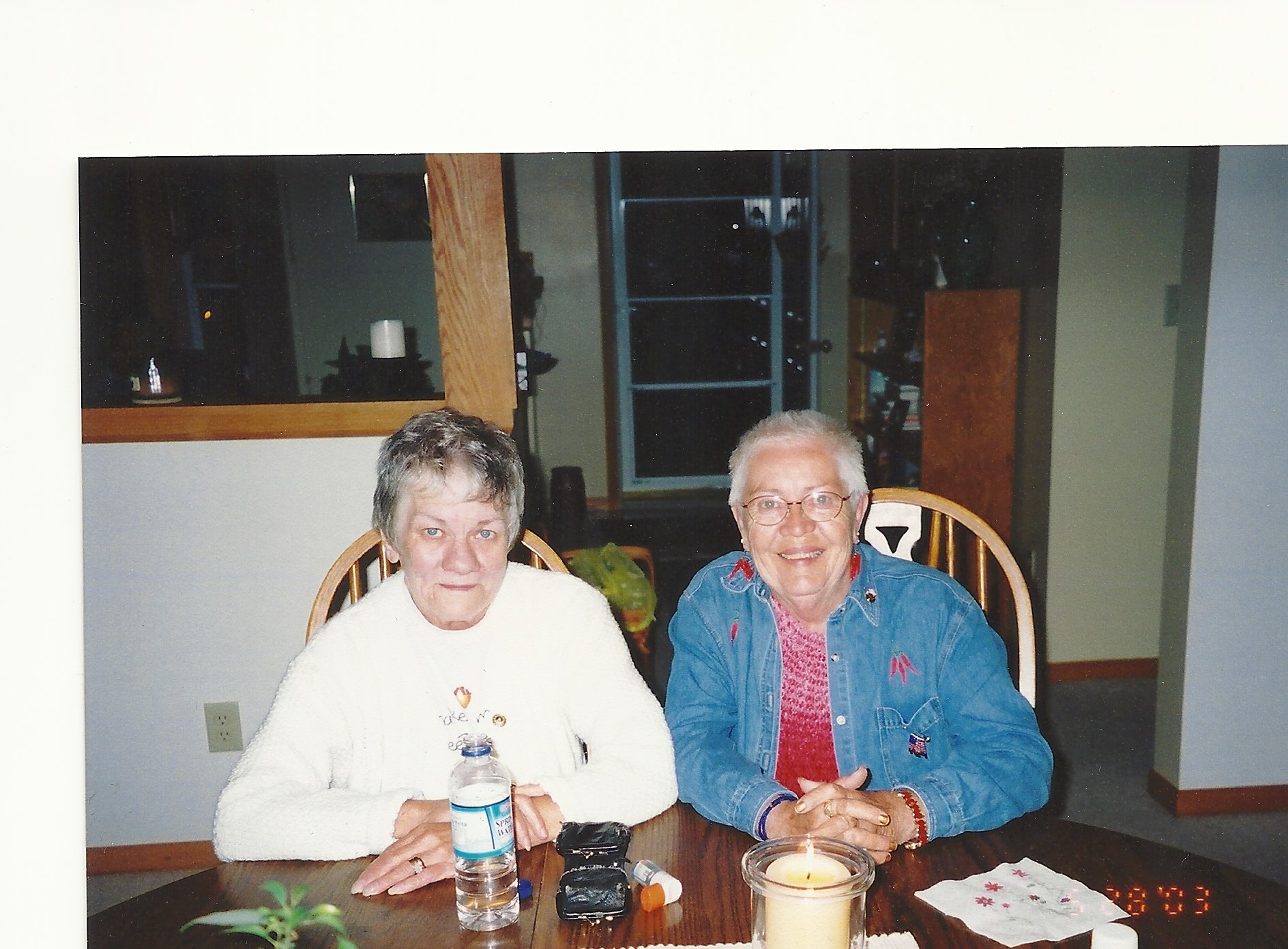 Obituary for Carol Ann Meeds Ellett album