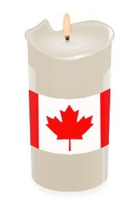 candle canadian 1
