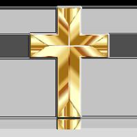 gesture cross