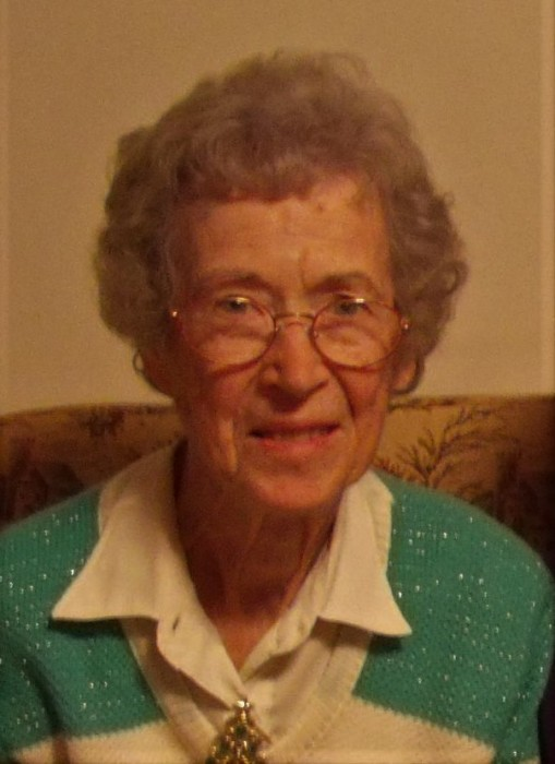 Obituary for Margaret Frances (Newell) Young | Harris Funeral Home